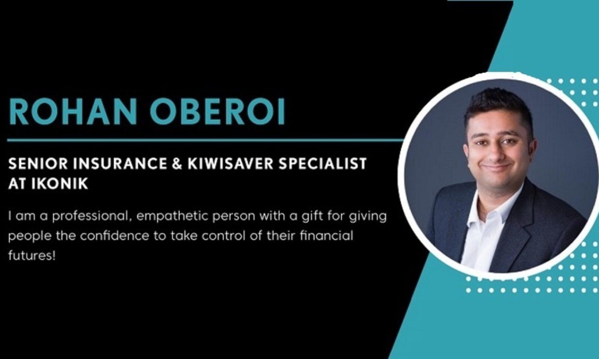 Rohan Insurance & Kiwi Specialist